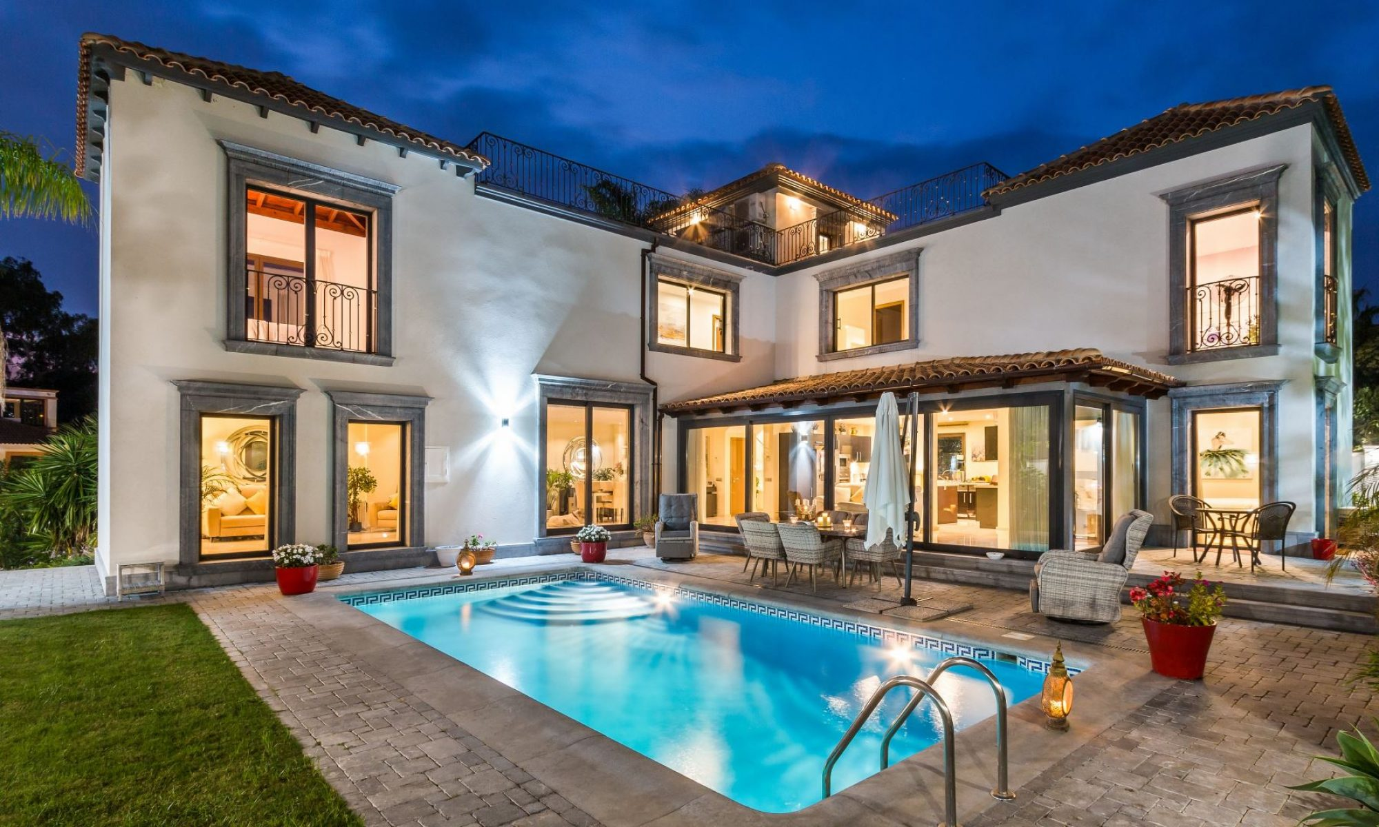 Marbella Luxury Villa Sales