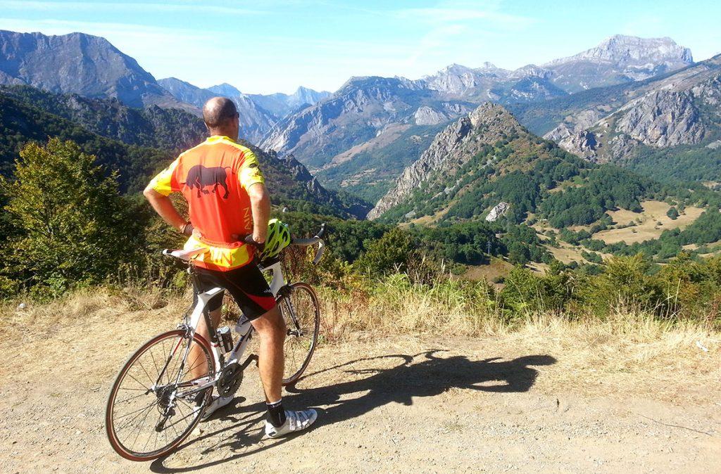 cycling near marbella