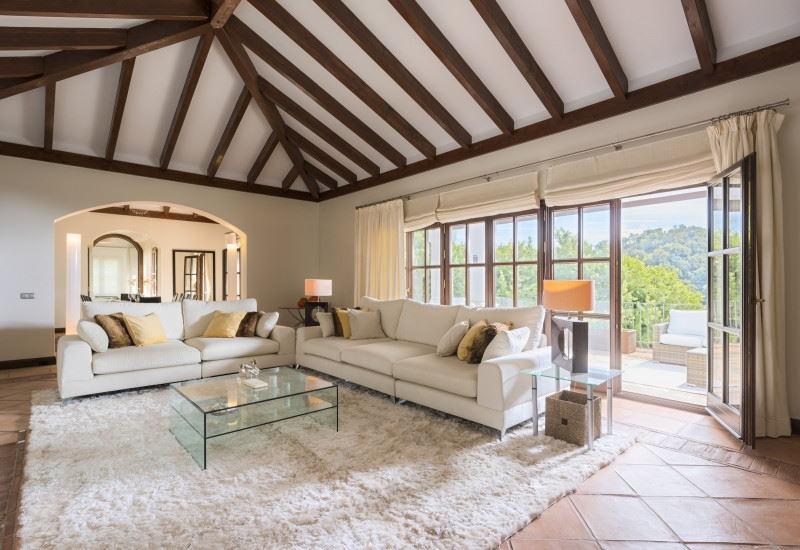 Marbella properties of the week luxury villa in La Zagaleta