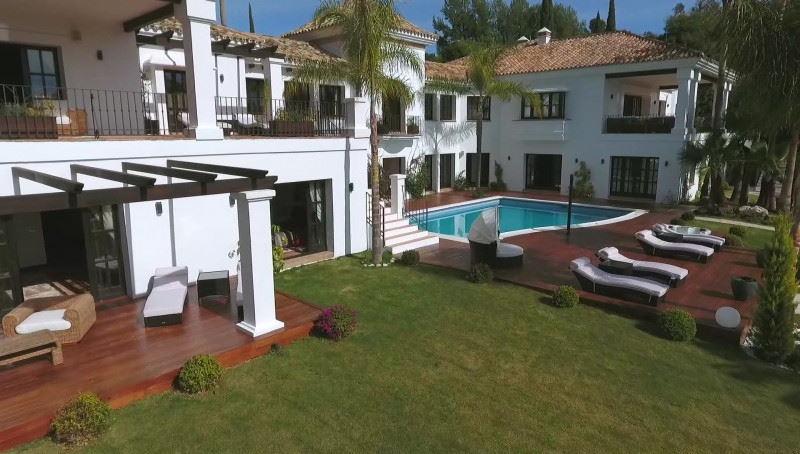 Marbella properties of the week villa in La Zagaleta