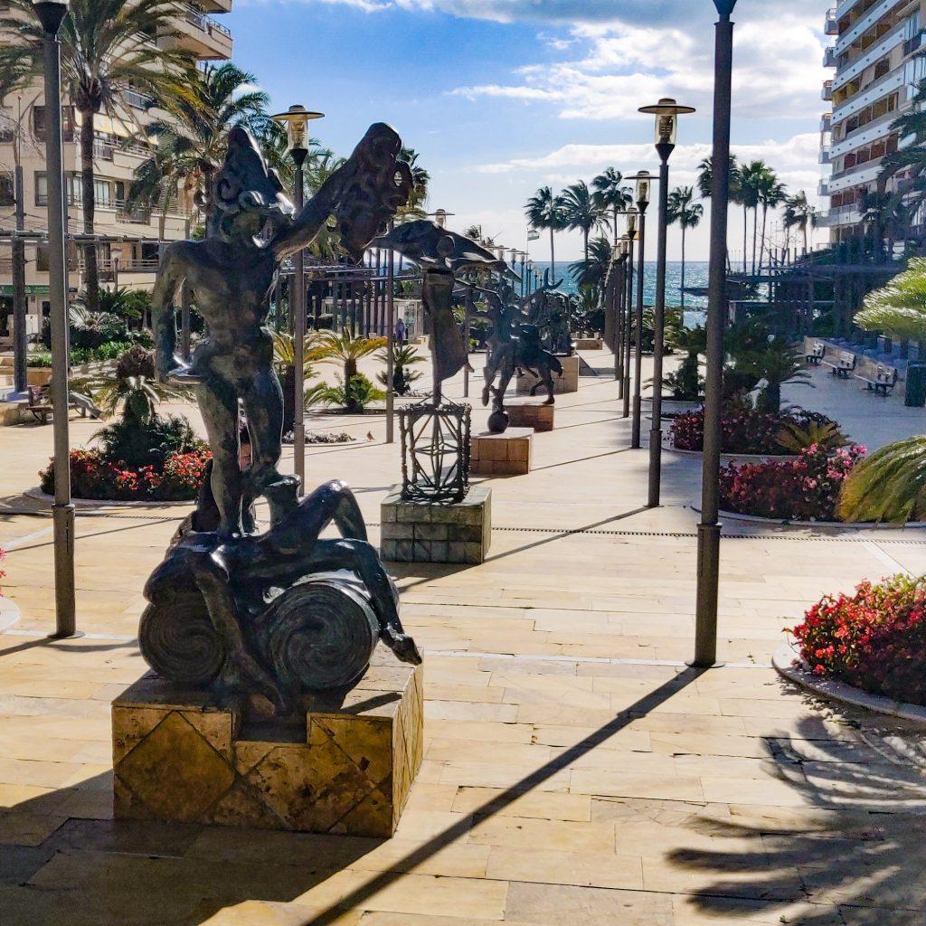 Culture in Marbella Salvador Dali