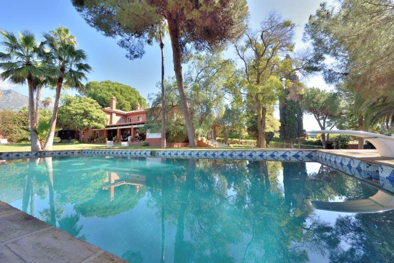 Nagueles Villa For Sales - Marbella properties of the week