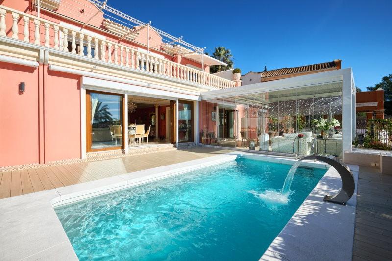 Marbella Property villa for sale in Nagueles
