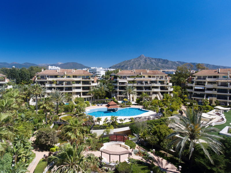 Puerto Banus luxury apartment for sale