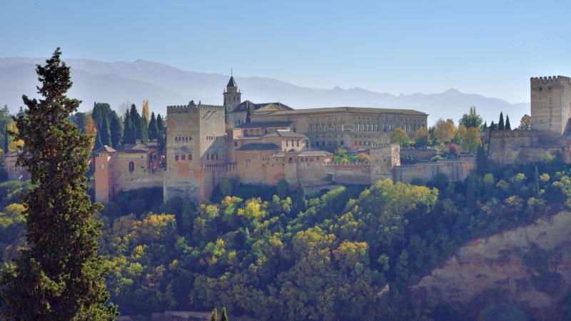 Spanish Culture The Alhambra Granada